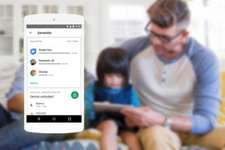 What is Google Family Link and how does it work for Android devices?