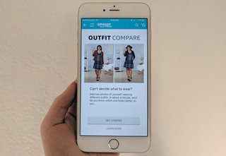 Amazon's app will now tell Prime users if their outfit looks good