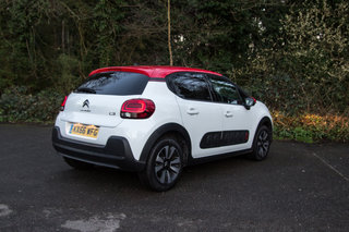 citroen c3 2017 review image 12