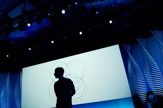 Is Facebook going to show off new hardware products at F8 in April?