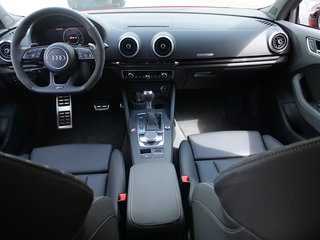 audi rs3 saloon interior image 1