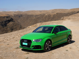 audi rs3 saloon review image 4