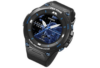 Casio Pro Trek WSD-F20S takes Android Wear 2.0 to an even tougher level