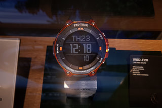 Casio Pro Trek Smart WSD-F20 UK price confirmed as £450