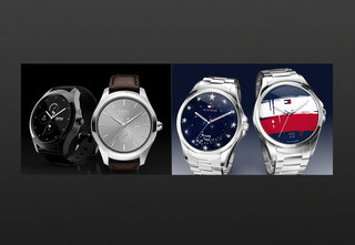 Hugo Boss, Tommy Hilfiger reveal new Android Wear 2.0 watches
