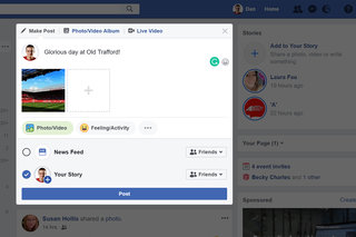 What are Facebook Stories and how do they work?