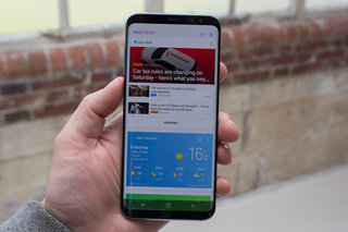 Bixby, Samsung's smart AI, launches on the Galaxy S8 but only supports US English and Korean