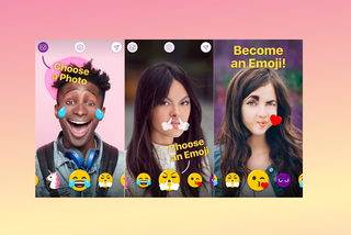 FaceTune's new Memoji app morphs your selfies into animated emojis
