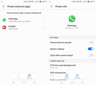 make your phone battery last longer top huawei p10 and p10 plus management tips image 4