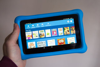 Tablets for kids: How to setup an Amazon Fire tablet for childr
