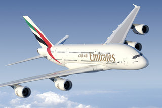 Emirates gets round laptop ban by handing out Microsoft Surface tablets to passengers