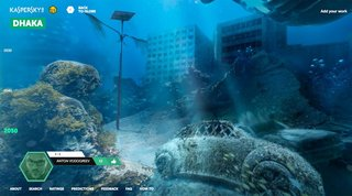 this interactive map shows how futuristic earth might look in 2050 image 2
