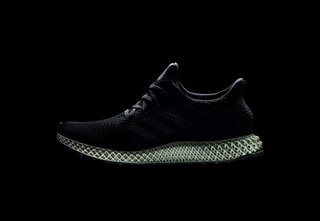 Adidas shows off the first 3D-printed sneakers it'll mass produce by 2018