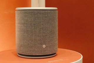 B&O Play BeoPlay M5 preview: Woollen-clad woofer