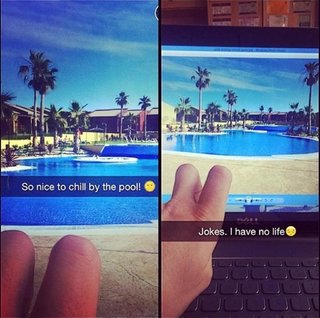 The best Snapchat fails and comedy snaps around