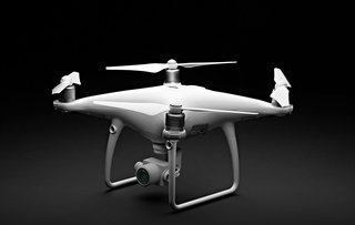 DJI Phantom 4 Advanced reemplaza al Phantom 4, es casi tan bueno como el Phantom 4 Pro