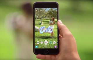 Snapchat just added 3D world lenses - see how they look and work here