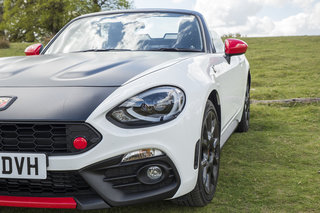 abarth 124 spider review image 12