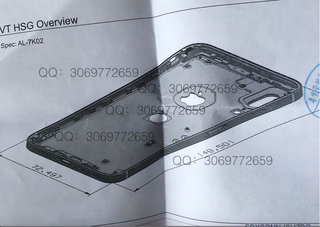 This latest iPhone 8 schematic shows rear-mounted Touch ID sensor