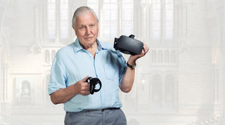 4k cricket next to hit sky q and david attenborough becomes a vr hologram image 2