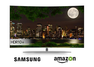 Amazon Video is the first to support Samsung's HDR10 Plus standard