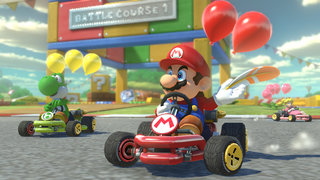 Mario Kart 8 Deluxe review: The best ever version hits Nintendo Switch