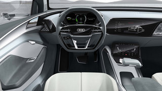 audi e tron sportback is an all electric a7 on stilts image 3