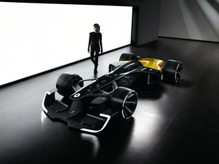This is the future of F1: Renault R.S. 2027 Vision concept looks stunning