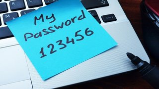 These are the 25 internet passwords you must not use, and the apps to you should use to protect them