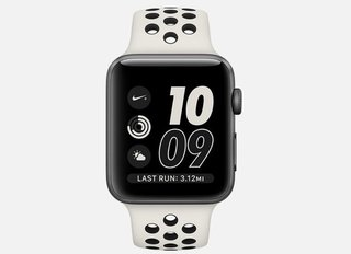 Apple and Nike made a new Apple Watch called NikeLab and it's limited