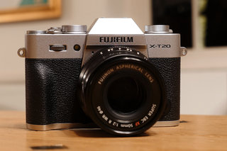 Fujifilm X-T20 review: The retro touch