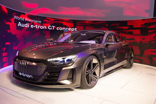 Future electric cars The battery-powered cars that will be on the roads within the next 5 years image 1