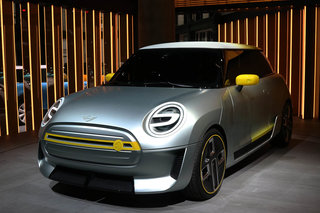 Future electric cars The battery-powered cars that will be on the roads within the next 5 years image 11