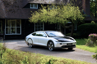 Future electric cars The battery-powered cars that will be on the roads within the next 5 years image 25