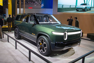 Future electric cars The battery-powered cars that will be on the roads within the next 5 years image 17