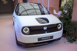 Future electric cars The battery-powered cars that will be on the roads within the next 5 years