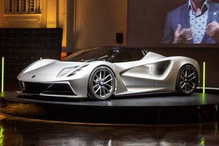 Future electric cars Upcoming battery-powered cars that will be on the roads within the next 5 years image 13