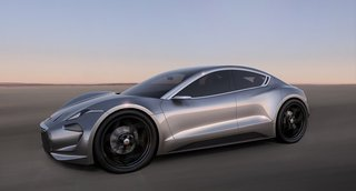 Future electric cars The battery-powered cars that will be on the roads within the next 5 years image 26