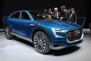 Future Electric Cars The Battery Powered Cars Coming Soon - Audi electric cars