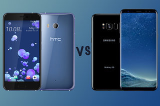 HTC U11 vs Samsung Galaxy S8: What's the difference?