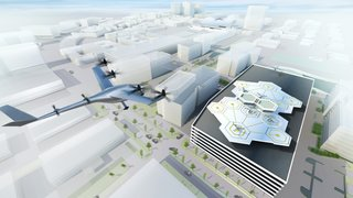Uber plans to demo its fleet of electric flying cabs in 2020