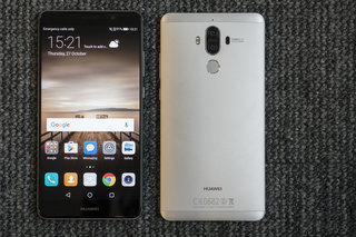 Huawei Mate 9 review: The big-screen boss