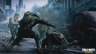 call of duty ww2 will launch on 3 november and it has nazi zombies image 5