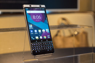 BlackBerry KeyOne now available in the UK, exclusively from Selfridges