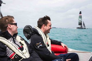 f1 on the water how ben ainslie and land rover bar plan to win the america s cup image 13