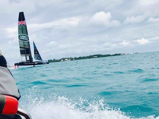 f1 on the water how ben ainslie and land rover bar plan to win the america s cup image 17