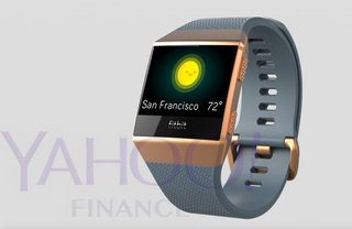 fitbit s gps smartwatch project higgs fully revealed in photo leak image 2
