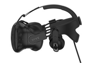 HTC Vive's new ergonomic headstrap is now out, offers audio integration