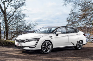 Honda Clarity Fuel Cell preview: Driving the future of hydrogen?