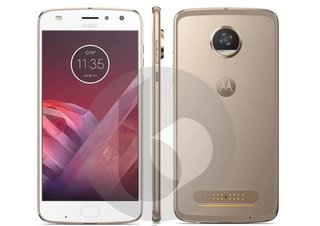 Moto Z2 Play might be thinner but will have a smaller battery, leak says